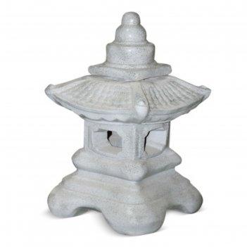 Садовая фигура фонарь китайский