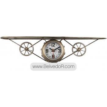 Настенные часы lowell 21468g (с дефектом)