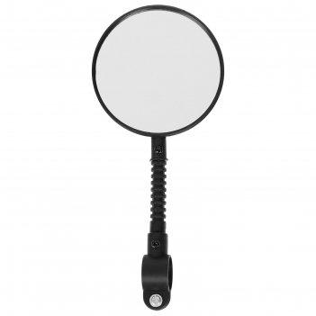 Зеркало заднего вида jy-3 пластик, цвет чёрный