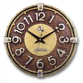 Настенные часы artima decor a3143