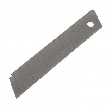 Лезвия для ножей remocolor, сегментированные, 18х100 мм, 10 шт.