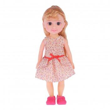 Кукла алина в платье, микс