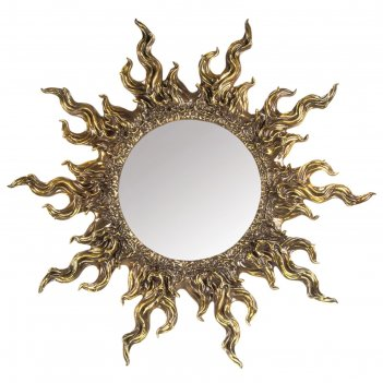 золотые зеркала