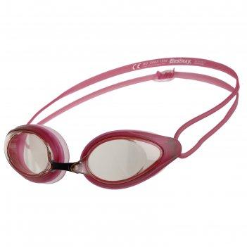 Очки для плавания razorlite race, для взрослых, от 14 лет, цвет микс bestw