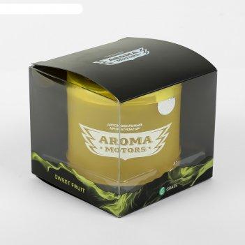 Ароматизатор гелевый «aroma motors» sweet frui 100мл