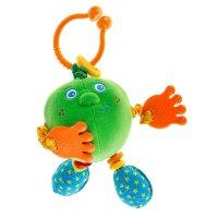 Развивающая игрушка зеленое яблочко энди