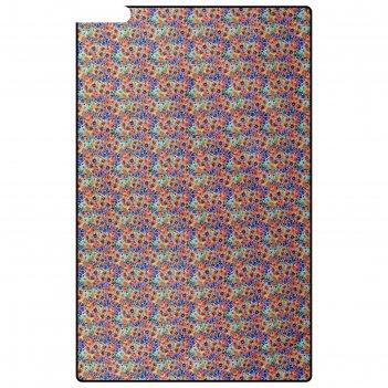 Коврик туристический color, с алюминиевой фольгой, 190 х 120 х 0,3 см