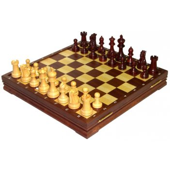 Rtc-9850 шахматы классические деревянные утяжеленные