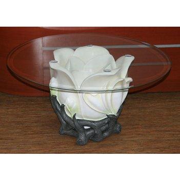 Напольная декоративная композиция роза