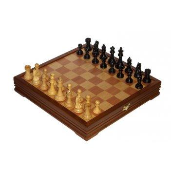 Rtc-2502 шахматы классические средние деревянные утяжеленные