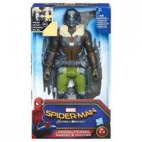 Фигурка c0701 spider-man электронный злодей hasbro