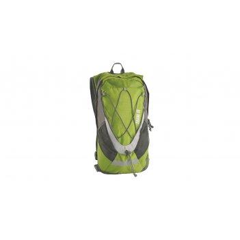 Велорюкзак easy camp shade green 10 ltr c отделом для гидратора воды
