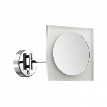 Бра mirror, 6вт led, 3000k, 90лм, цвет хром