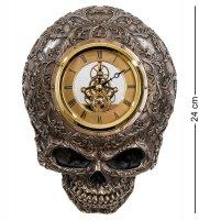 Ws-916 статуэтка-часы в стиле стимпанк череп