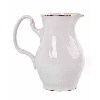 Молочник 1л. бернадот белый 311011