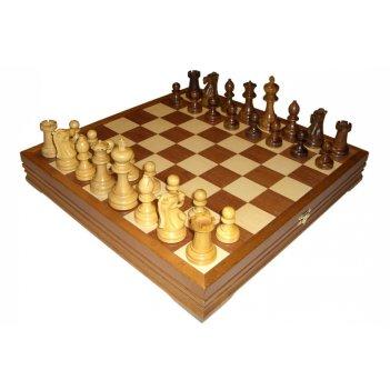 Rtc-3850 шахматы классические деревянные утяжеленные