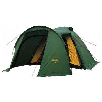 Палатка туристическая canadian camper rino 4 (цвет woodland)