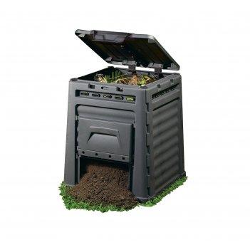 Компостер keter eco composter 320l, садовая мебель