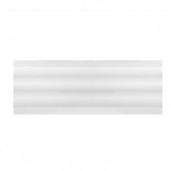 Экран под ванну eurolux волна, 150 см, белый