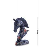 10-015-01 фигурка лошадь (батик, о.ява) мал 15см
