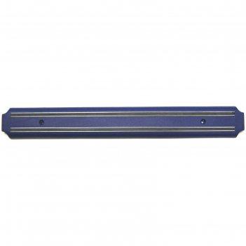 Настенный держатель магнитный atlantis, фиолетовый 38 см