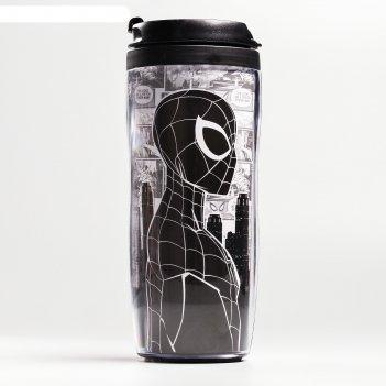 Термостакан человек-паук, человек-паук, 350 мл