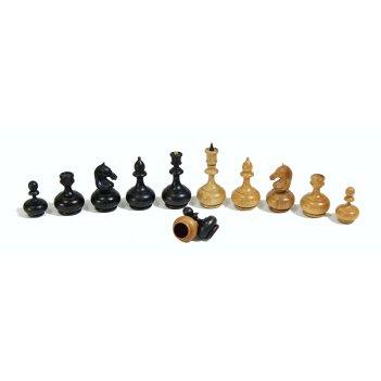 Шахматные фигуры woodgames, бук