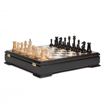 Шахматы стаунтон элегант 46х46см