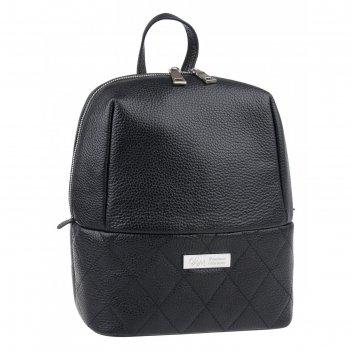 Рюкзак женский, черный, 220x265x130