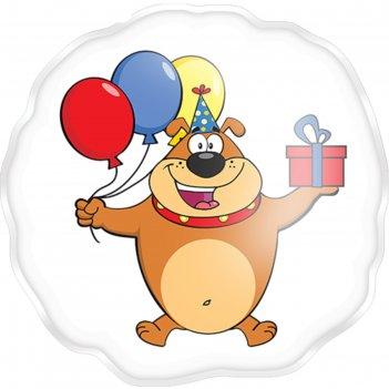 Гель-пена для душа собака с подарком! с ароматом жевательной резинки, 60 м