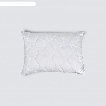 Подушка «коттон-роял», размер 50 x 70 см, микроволокно