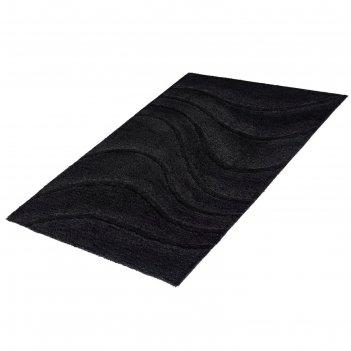 Коврик для ванной, комнаты la ola, цвет черный