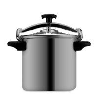 Скороварка с корзиной, объем: 10 л, материал: нержавеющая сталь, цвет: ста
