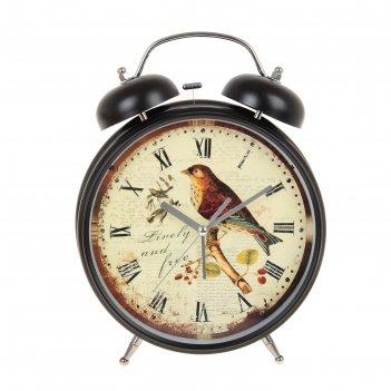 Будильник птица linely and free