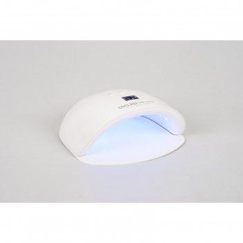 Лампа для сушки гель-лака sd-6323a, led, 24 вт, 30/60/90 сек