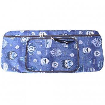 Чехол-портмоне складной для самоката y-scoo 125 бирки джинс