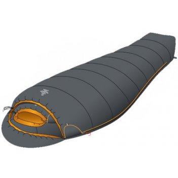 Комбинированный спальный мешок для низких температур alpha 1+2
