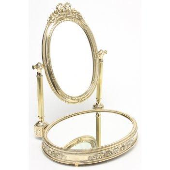 Настольное зеркало, 35х45 см