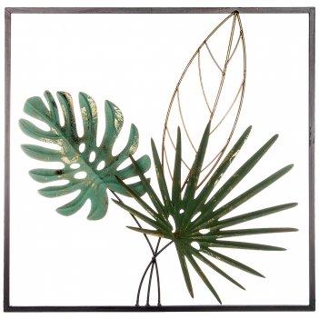 Панно настенное коллекция тропики 50,2*50,2*5,7 см (кор=4шт.)