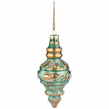 Декоративное изделие коллекция винтажшар диаметр=6 см,высота=14 см цвет:из