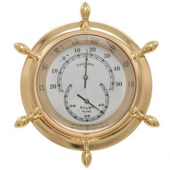 Метеостанция (термометр, гигрометр), d15 см
