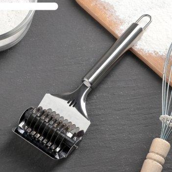 Нож для нарезания домашней лапши 5 мм профи