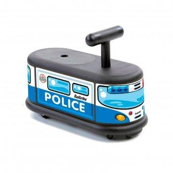 Каталка полицейская машина