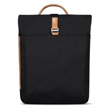Рюкзак женский, размер 42х30 см, цвет чёрный 6011001