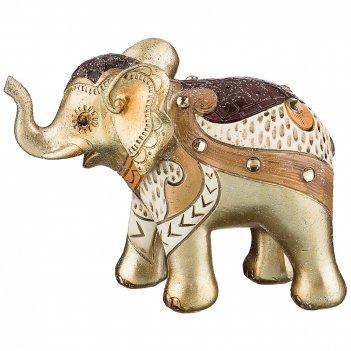 Фигурка слон 15*6,5*11,5 см. коллекция чарруа (кор=32шт.)