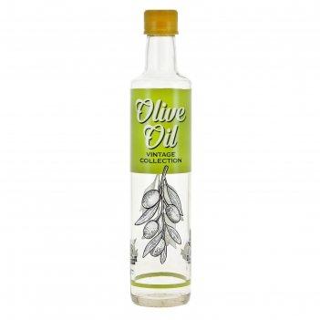 Бутылка для масла «био лайф», 500 мл, с крышкой