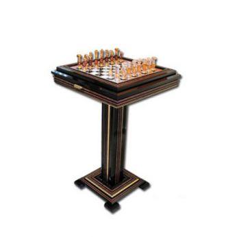 Стол шахматный с фигурами «argento» 40х40см