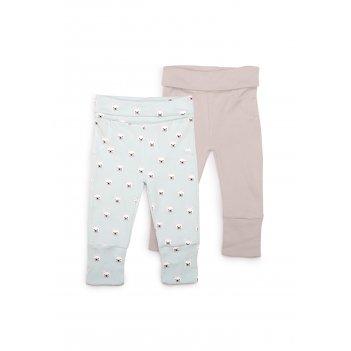 Трикотажные брюки (набор 2 шт.) size 68