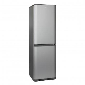 Холодильник бирюса м631, двухкамерный, класс а, 345 л, цвет металлик