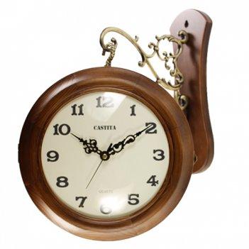 Часы двусторонние castita 710 в